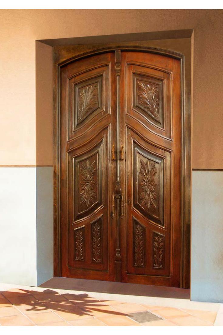 Puertas Antiguas Exterior E Interior En Madera 2020 Puertas De Madera Maciza Puertas De Madera Puertas Principales De Madera