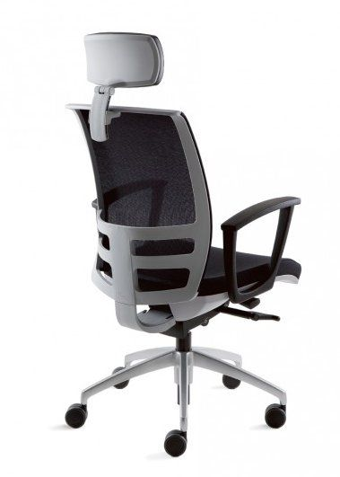 Konica sedia operativa made in italy by kastel chair for Mascagni arredamenti