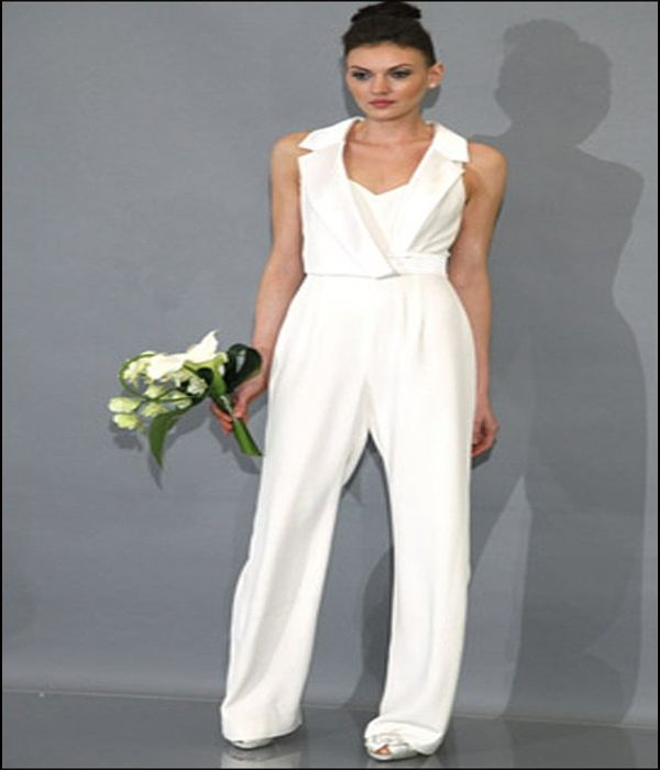 Women\'s Pant Suits For Weddings | Wedding Fashion | Pinterest ...