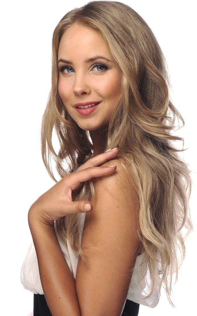 Finnish model Sabina Särkkä