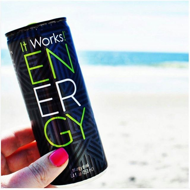Beach Essential With a Proprietary Energy Blend, ENERGY is packed with natural stimulants free of the jittery effects caused by today's leading energy drinks. A full spectrum of phytonutrients Potent antioxidant-rich polyphenols Packed with Vitamin B to support brain function Proprietary Energy Blend Helps support the body's ability to sustain natural energy levels . Shop online here >>> wrapmejenne.com : anewyouwithjenne.com . #fitfam #energydrink #energy #healthy #natural #lowc.....