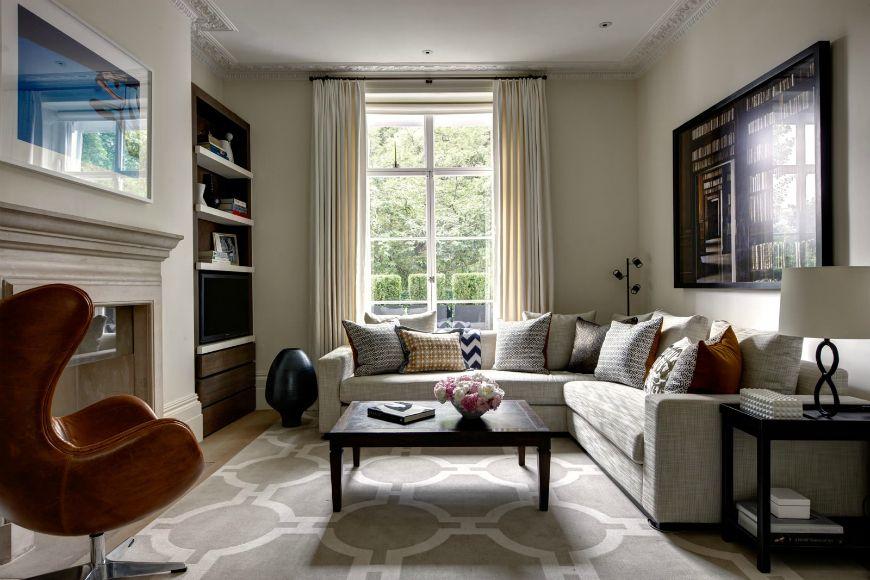 10 corner sofa ideas for a small living room #modernsofas