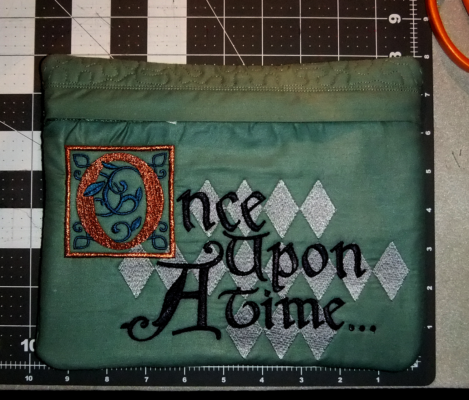commissioned works - Sew Gaelic