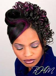 Updo Hair Styles Blackhairmedia Com Black Hair Updo Hairstyles Stylish Hair Hair Styles