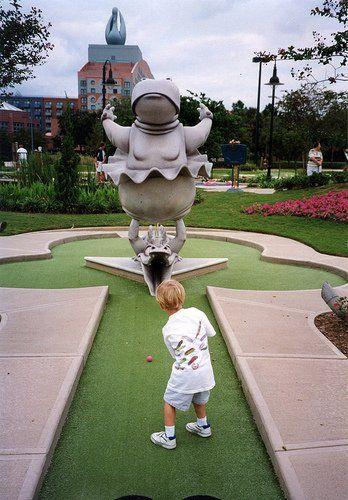 The Best Miniature Golf Orlando Orlando Miniature Golf Courses