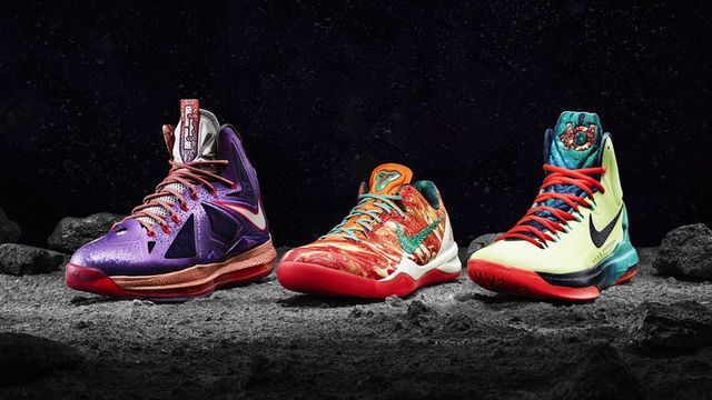 fantastic savings best loved half price Nike - Nouvelle Gamme pour le NBA all star game! | Design ...