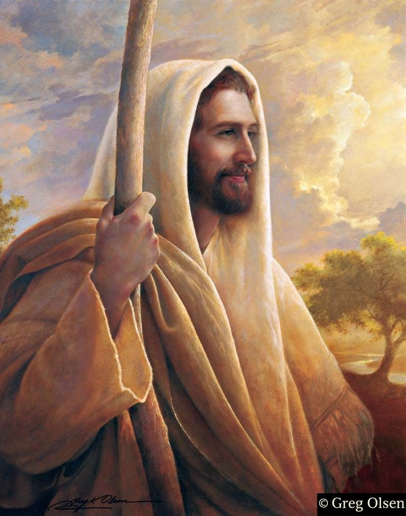 Light Of The World By Greg Olsen Fotos De Jesús Arte De Jesús Imágenes De Jesus