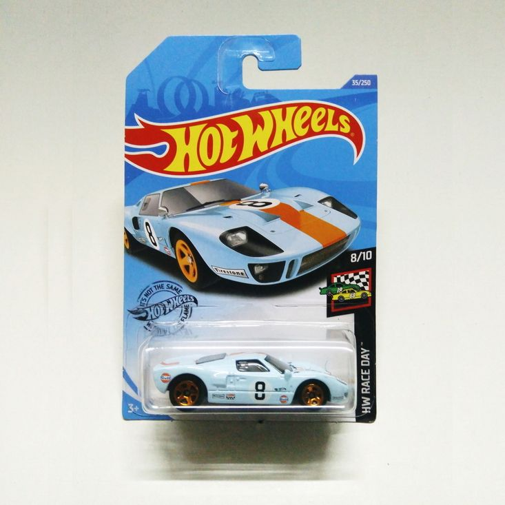 Ford GT 40 2020 Hot Wheels Mainline 2020 HW Race Day