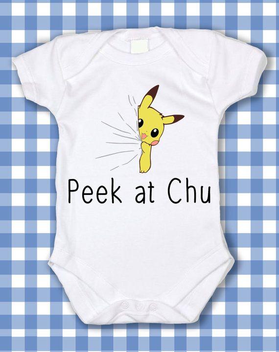 Pokemon Go Cute Pikachu Newborn Jumpsuit Unisex Baby Bodysuit Clothes Outfits