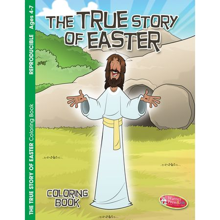 Christian easter coloring book easter sunday school pinterest christian easter coloring book negle Images