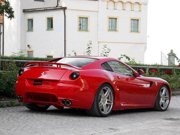 #cars #coches #carros  Ferrari 599 GTB Fiorano