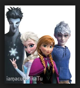 Frozen and Rise of the Guardians