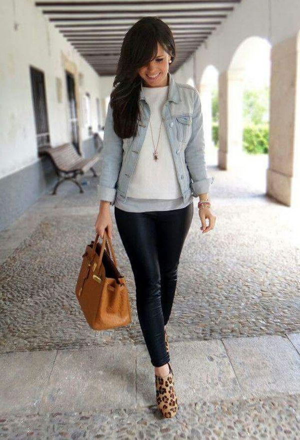 Jacket Moda Y 2017 Outfits Outfits Jean Chicisimo Denim wvFxPaWv