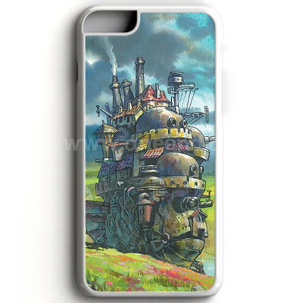 Howls Moving Castle Artwork iPhone 7 Case | aneend