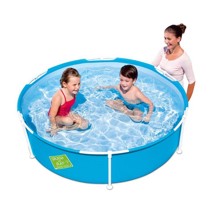 Piscine pour enfant D152xH38cm Ma première piscine