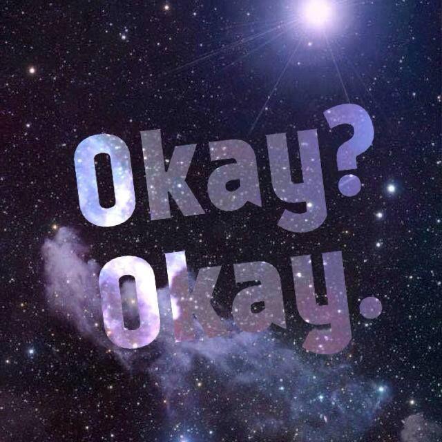 Okay A Culpa é Das Estrelas A Culpa é Das Estrelas Tfios The