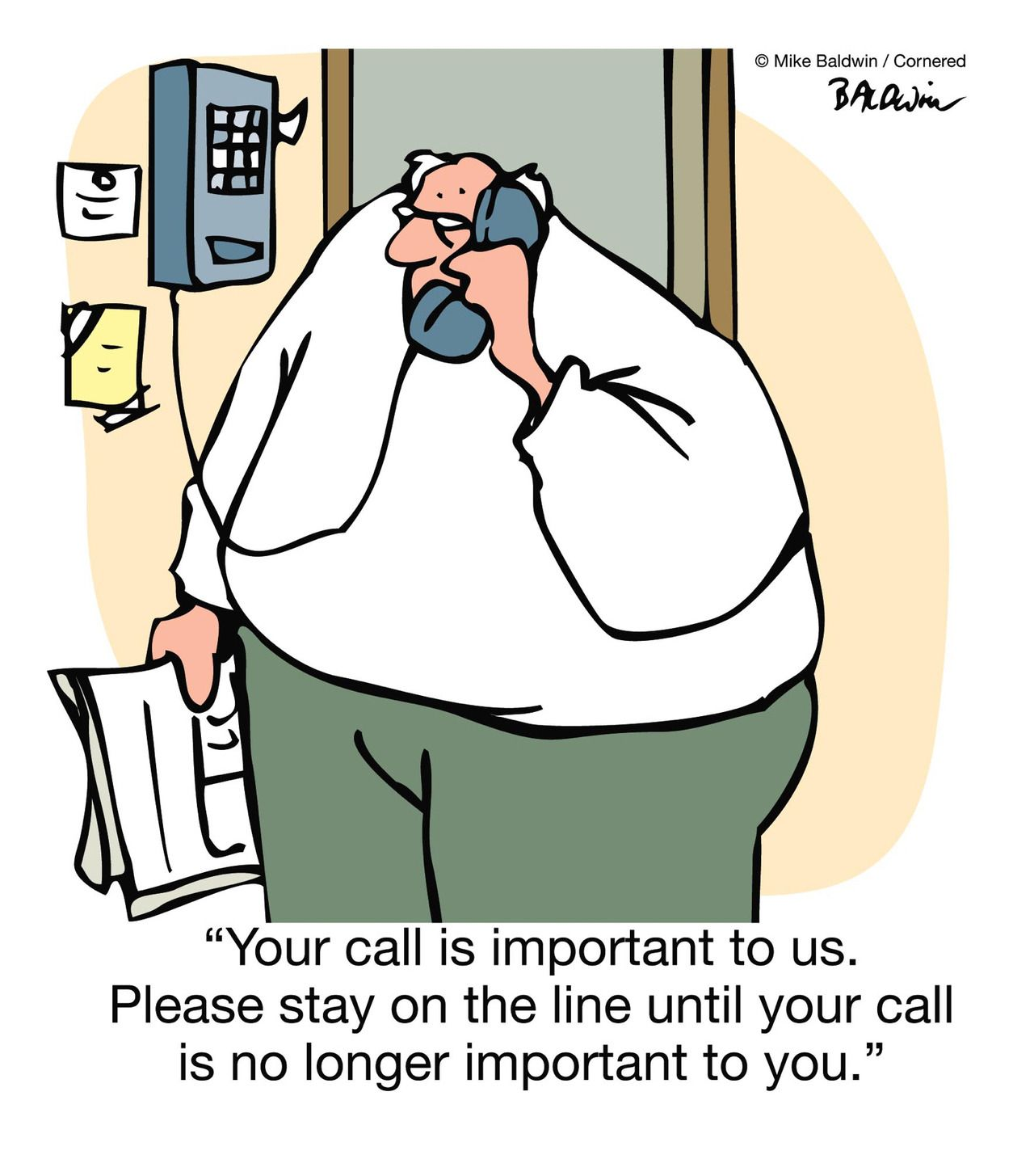DISCERNING YOUR CALLS • Which calls are important to you