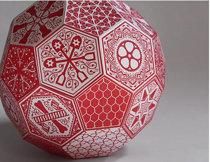 Hexagonal sphere