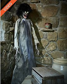 6 ft twitching banshee animatronics decorations halloween animatronicshalloween decorationshalloween 2016witchescoupon - Halloween Props 2016