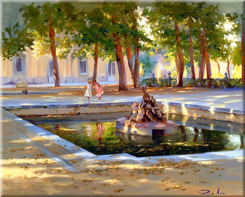Ricardo Sanz - Paris