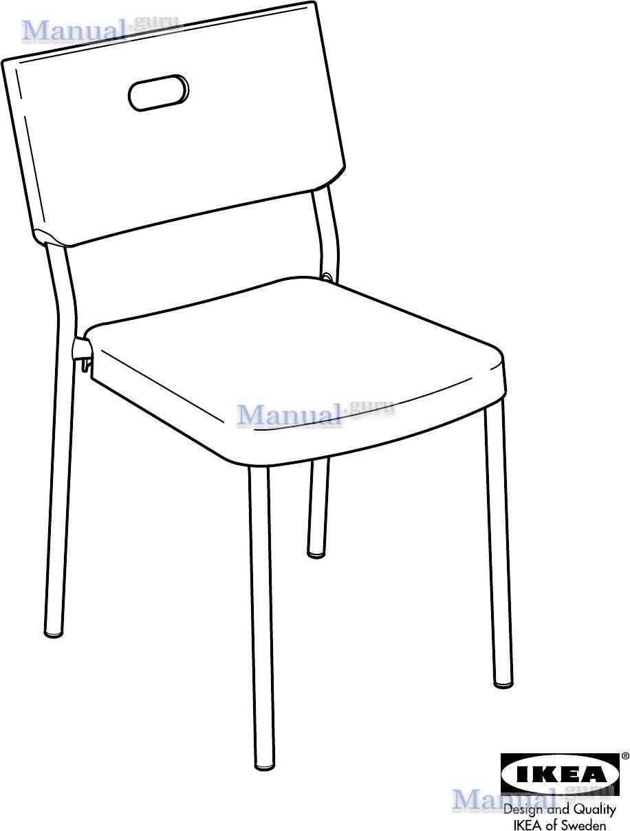 Furniture Ikea Herman Chair Preview Manual For Free