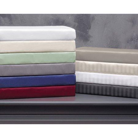 Brielle Egyptian Cotton Sateen Sheet Set 400 Thread Count NEW
