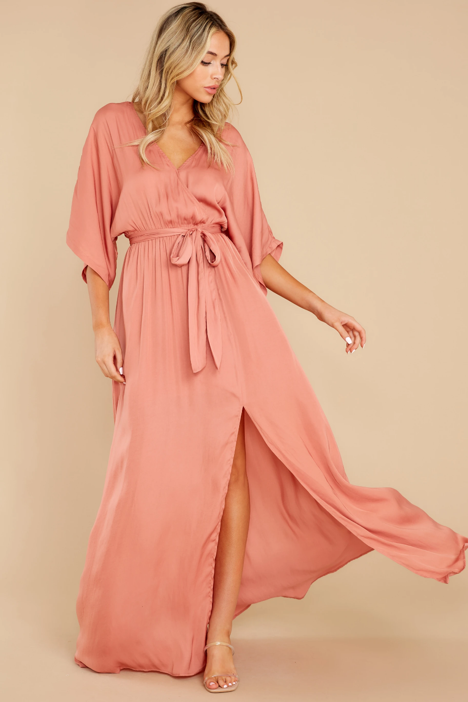 Stylish Pink Dress Belted Surplice Maxi Dress Dress 49 Rose Maxi Dress Chic Maxi Dresses Maxi Dress [ 1500 x 1000 Pixel ]