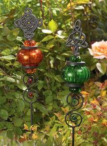 Celtic Garden Stakes