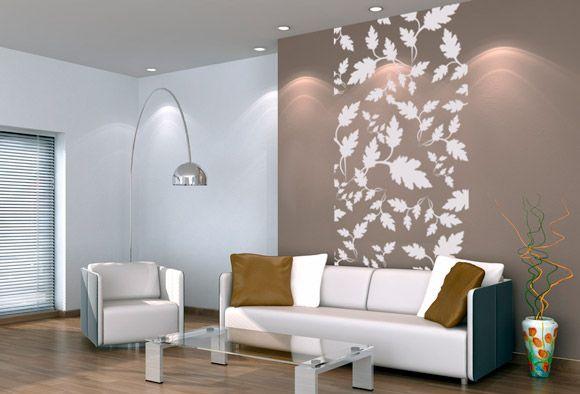 d coration murale design ou trompe l oeil belmon d co poster mural papier maison pinterest. Black Bedroom Furniture Sets. Home Design Ideas