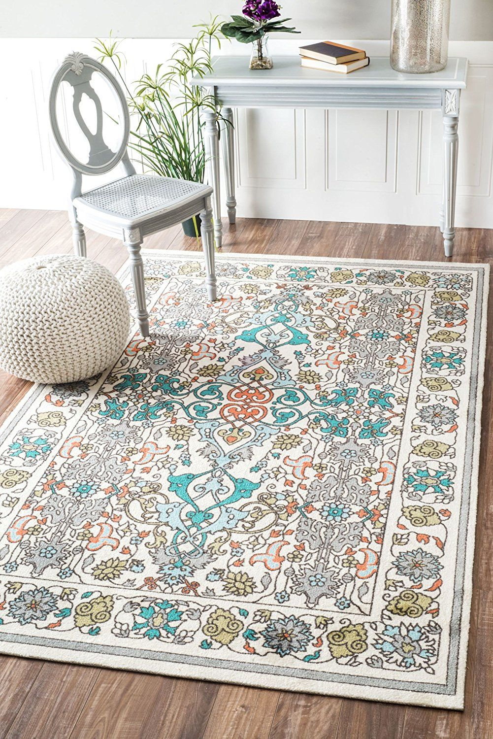 Nuloom 9' x 12' Floral Rug. Affiliate Link. Inexpensive rugs, Rugs, Area Rugs, Rugs for Sale, Cheap Rugs, Rugs Online, Cheap Area Rugs, Floor Rugs, Discount Rugs, Modern Rugs, Large Rugs, Discount Area Rugs, Rug Sale, Throw Rugs, Kitchen Rugs, Round Area Rugs, Carpets and Rugs, Contemporary Rugs, Carpet Runners, Farmhouse Rugs, Nautical Rugs, Washable Rugs, Natural Rugs, Shag Rugs, Fur Rugs, Fluffy Rugs, Extra Large Rugs, Inexpensive Area Rug Ideas, Round Rugs, Circular Rugs, Blue Rug, Teal…