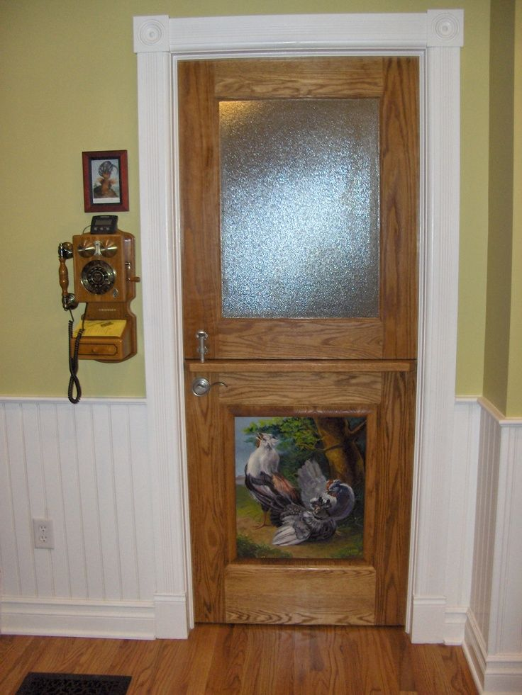 Interior Dutch Door With Glass Modern Interior Doors