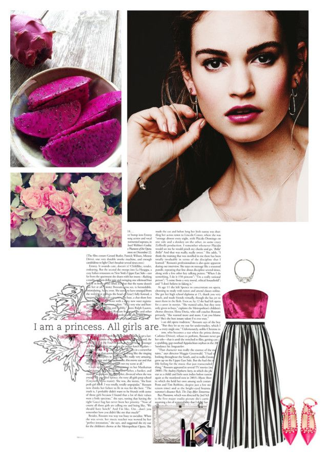 """""""Say you'll see me again even if it's just in your wildest dreams"""" by summerrsun ❤ liked on Polyvore featuring Lena Erziak, Katie Ermilio, Dolce&Gabbana, Alexis Bittar, Valentino and Lancôme"""