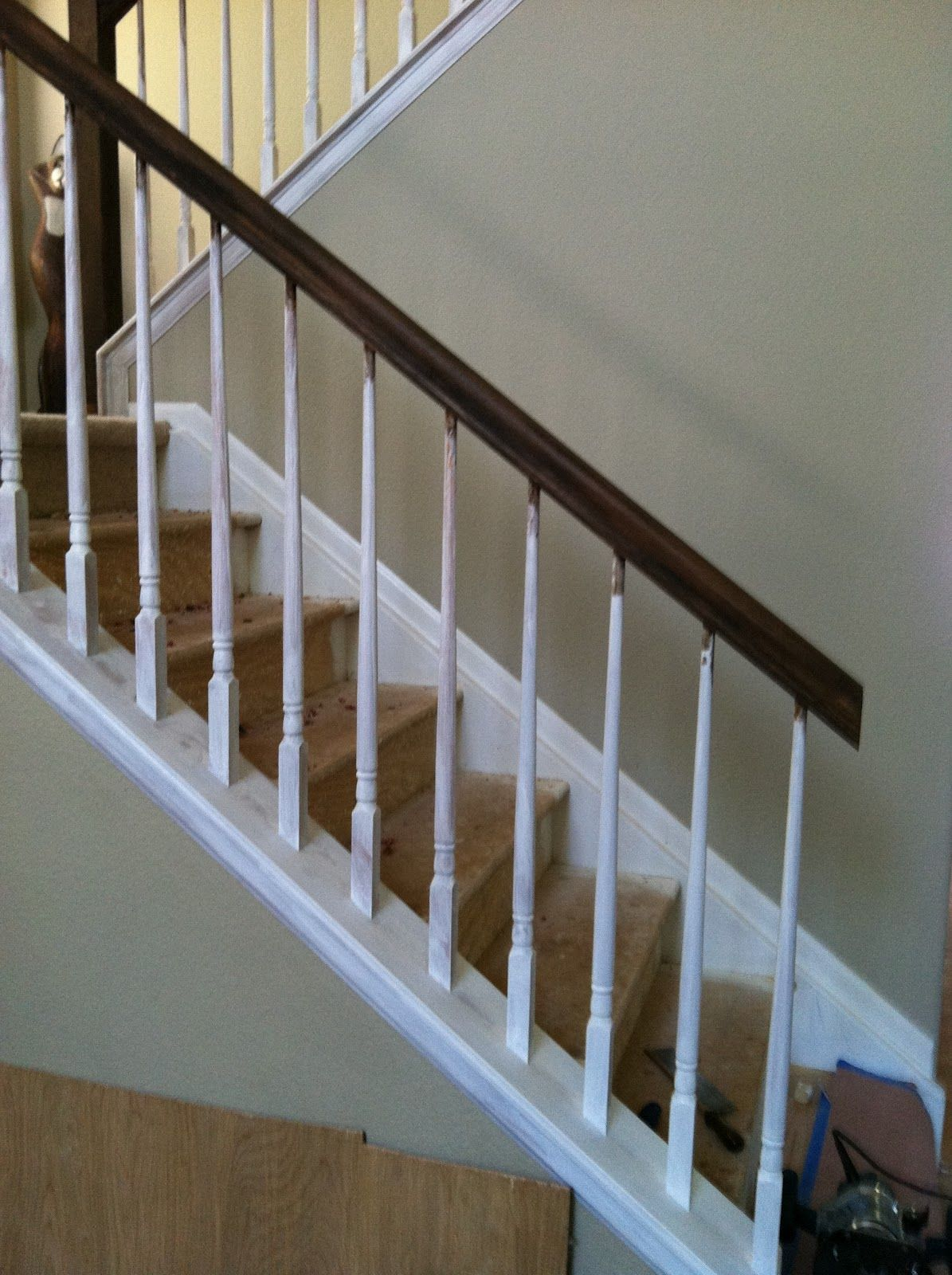 Staircase Banister Idea | Banister For Staircase Decoration : Impressive  Staircase Design Ideas .