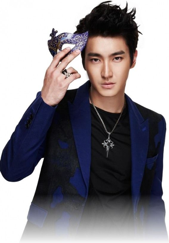 Siwon from Super Junior