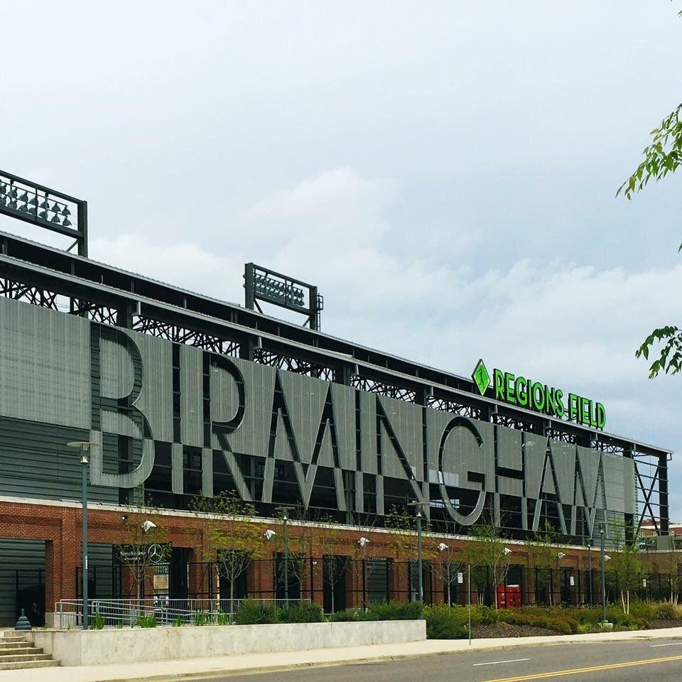 The Place At Galleria Birmingham Al: Birmingham,Alabama Regions Field