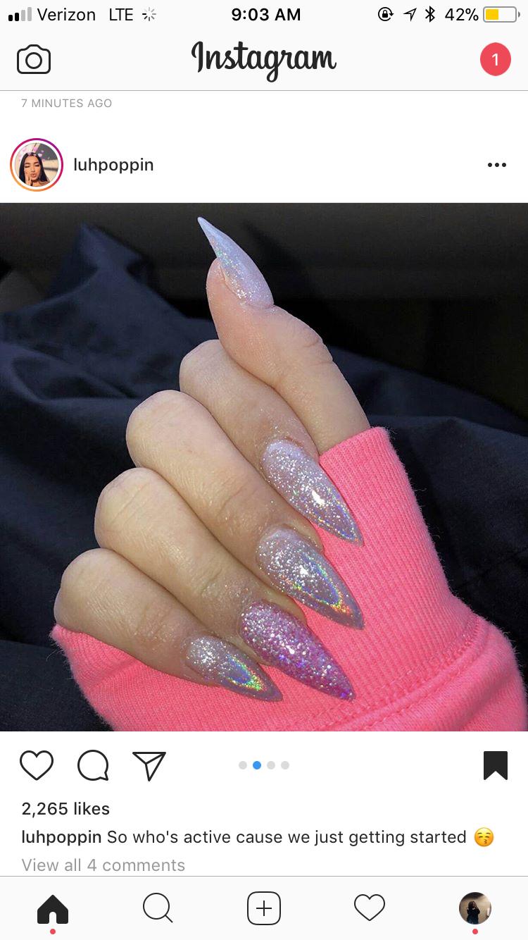 Pin de Rogetta Denise en Fleeked | Pinterest | Diseños de uñas, Mi ...