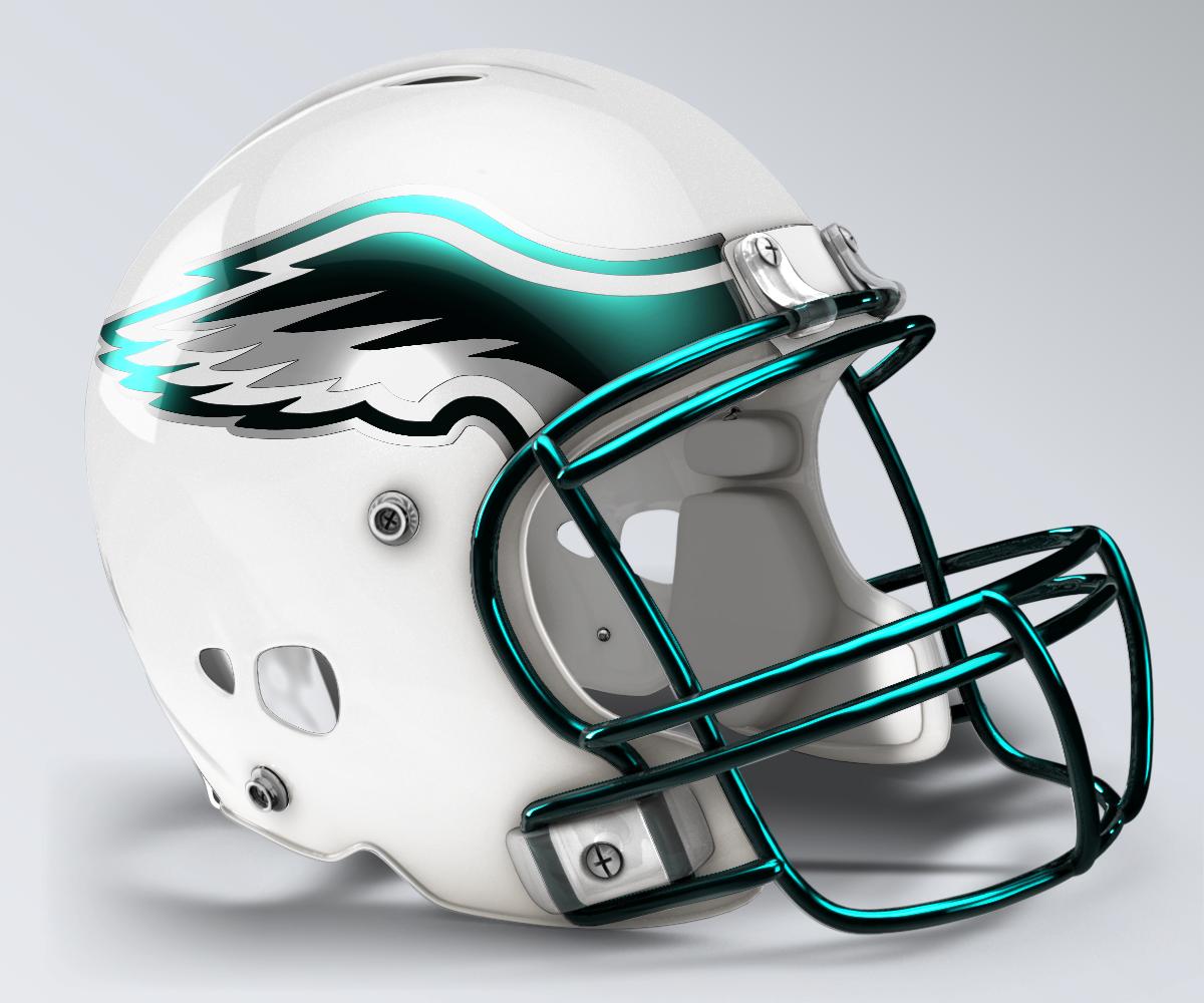 Philadelphia Eagles Concept Helmet Philadelphia Eagles Football Eagles Football Eagles Nfl