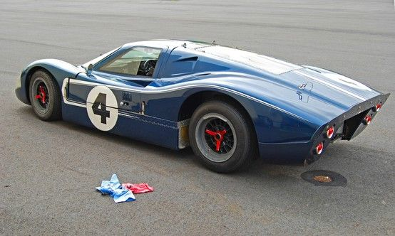 Ca Ford Gt 40 Long Tail Files Ford Racing Ford Gt Car Ford