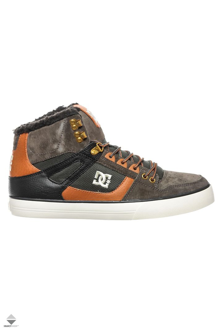 Buty Zimowe Dc Shoes Spartan High Wc Wnt Military Adys400005 Mil Dc Shoes Shoes Dc Sneaker