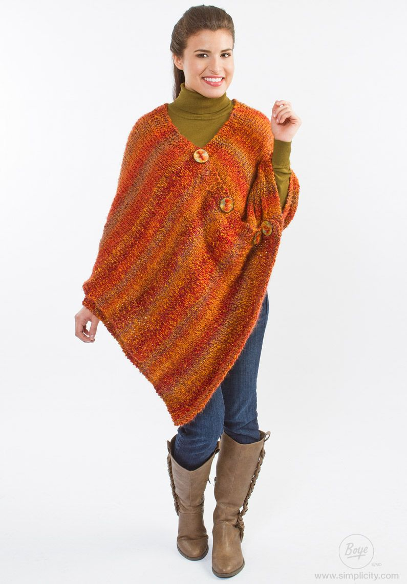 The pattern is knit, but one could crochet it and just use the ...
