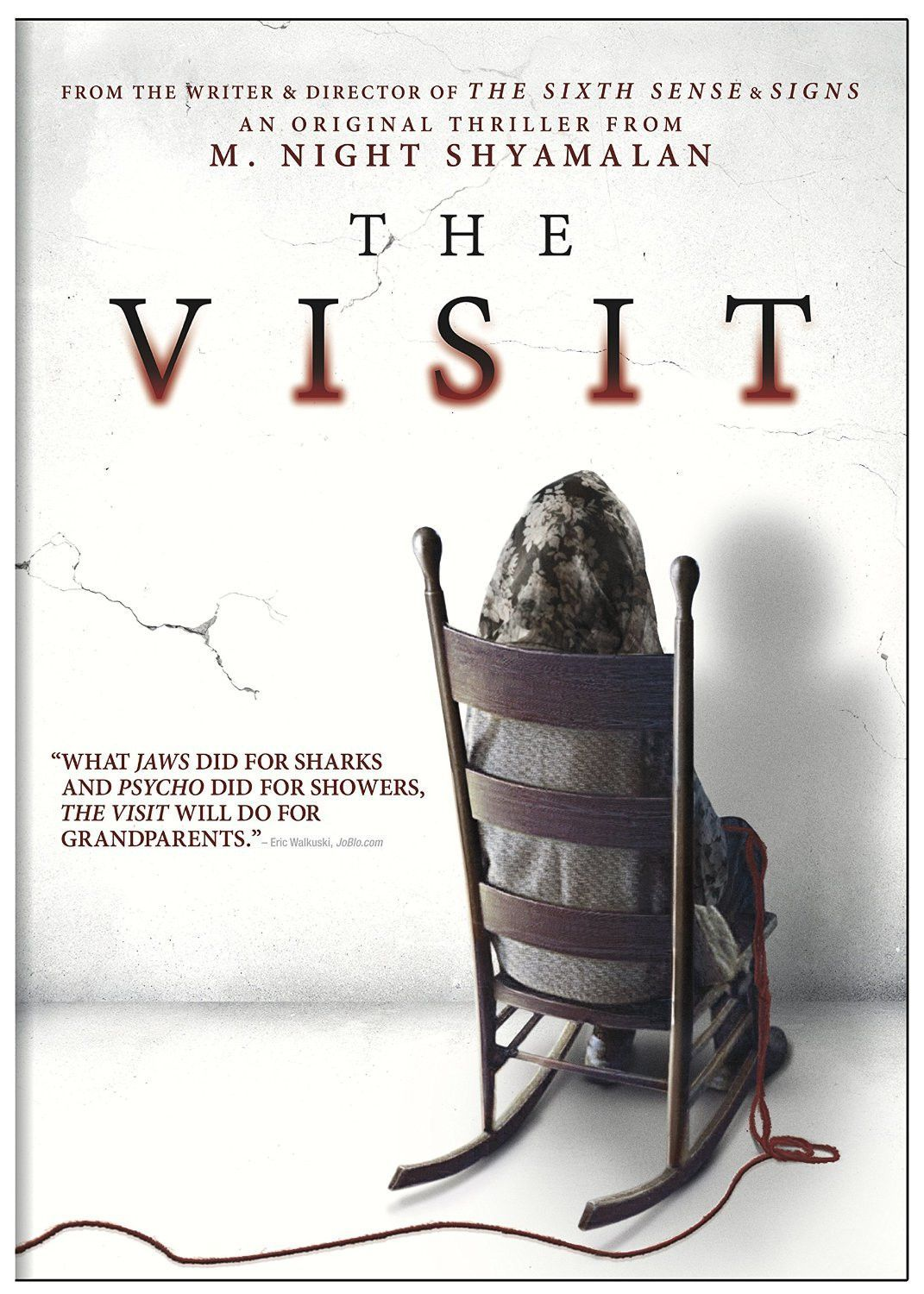 The Visit By M Night Shyamalan Love To Watch Scary Movies