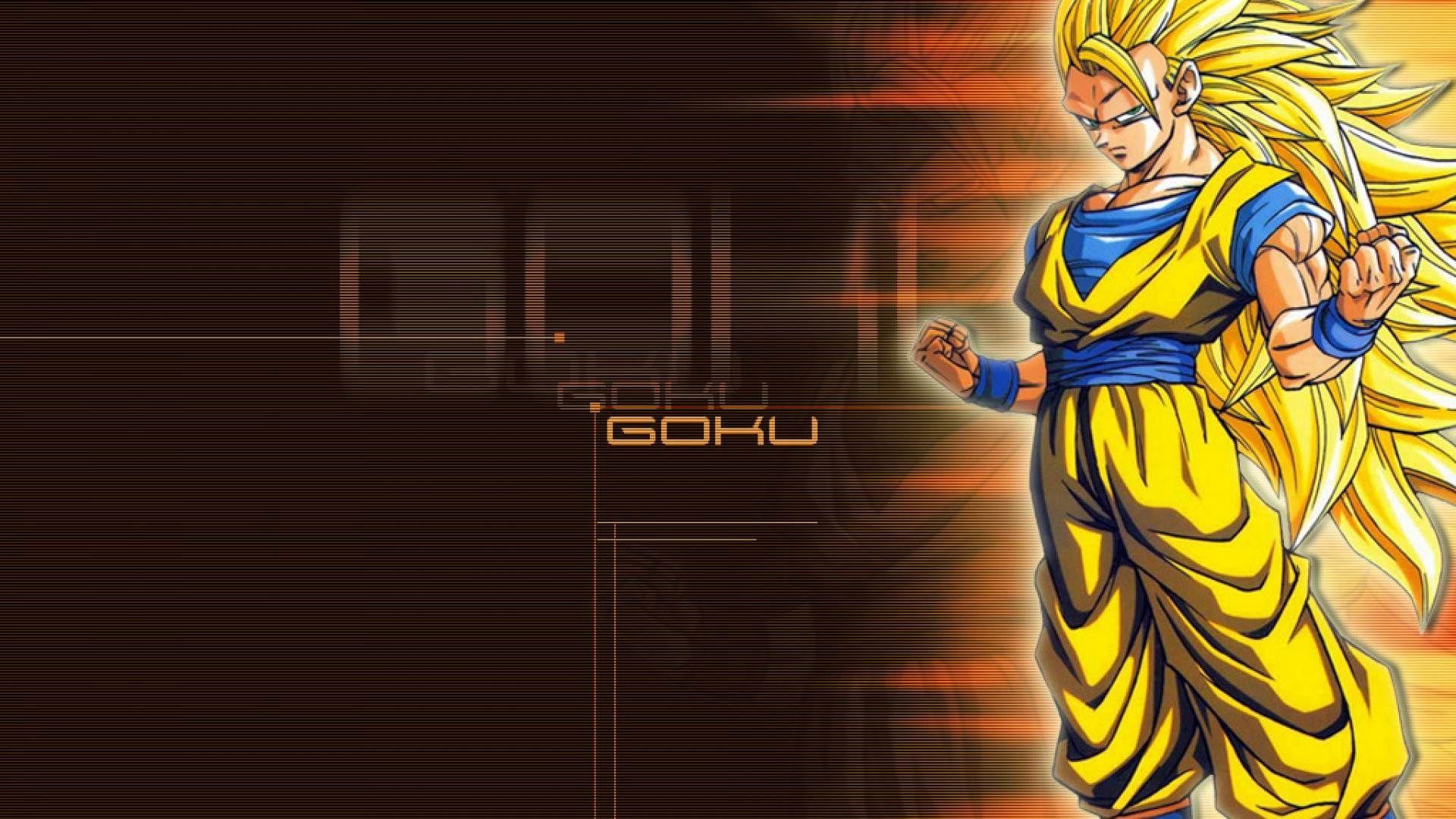 Dragon Ball Z Wallpapers Goku Wallpaper 19201080 Goku Super Saiyan
