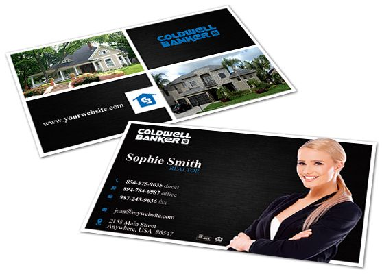 Coldwell banker business cards coldwell banker business card coldwell banker business cards coldwell banker business card templates coldwell banker business card designs accmission Image collections