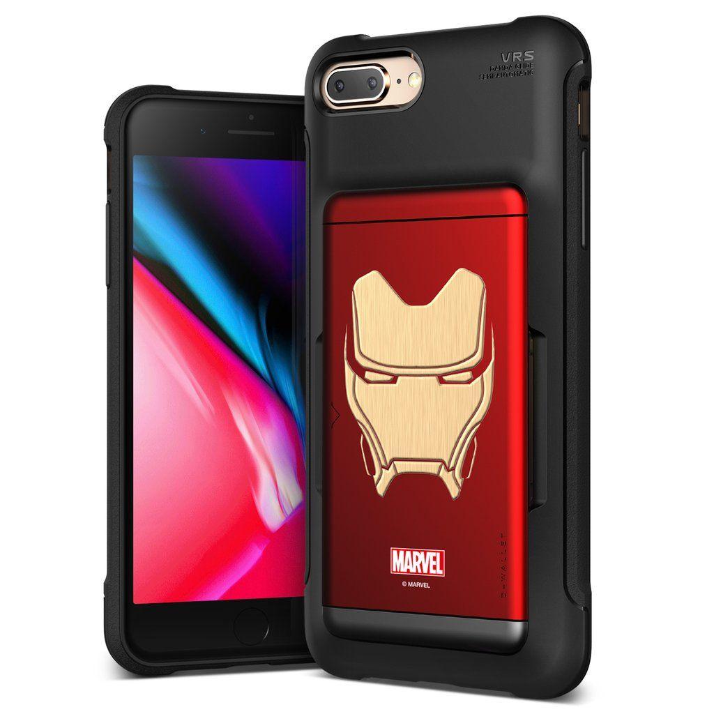 iPhone 8 Plus/7 Plus Case Damda Shield Marvel Series