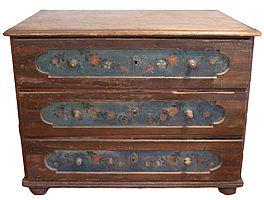 Mobili tirolesi dipinti antichi|quadri 900 e 800 vendita ...