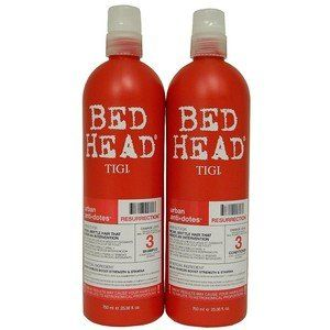 Tigi Bed Head Resurrection Shampoo Conditioner 25 36oz Set See This Great Product We Are A Participant Shampoo And Conditioner Shampoo Tigi Hair Products