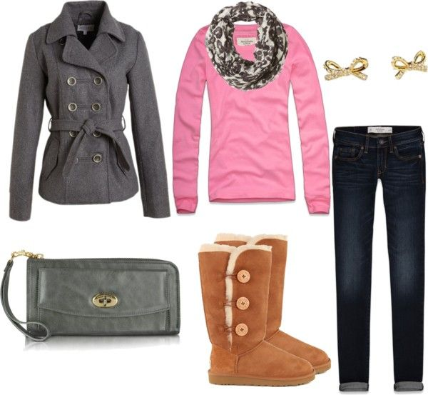 """fun winter day :)"" by clojogar on Polyvore"