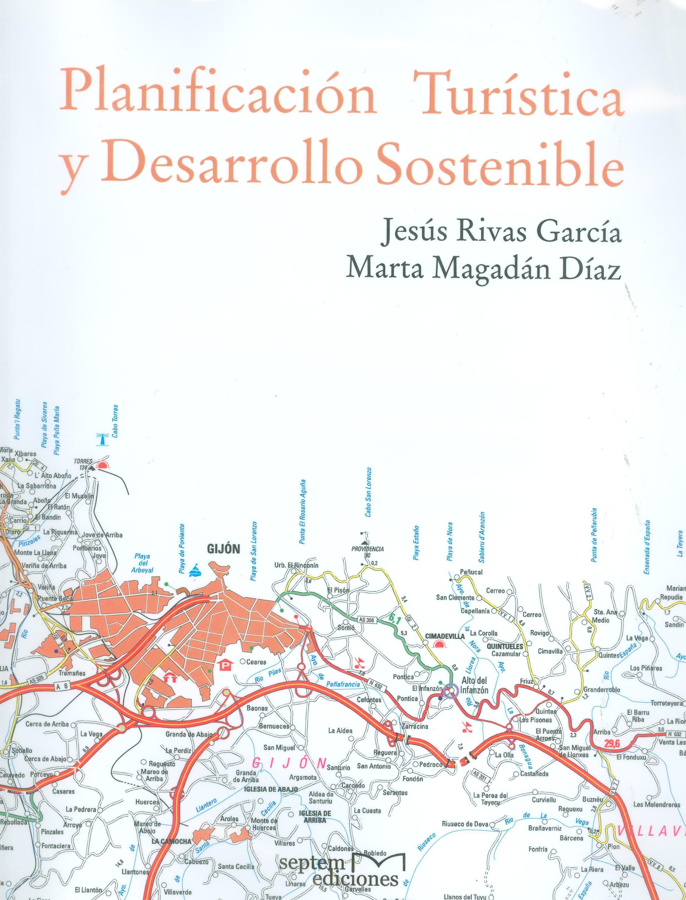 Titulo Planificacion Turistica Y Desarrollo Sostenible Autor