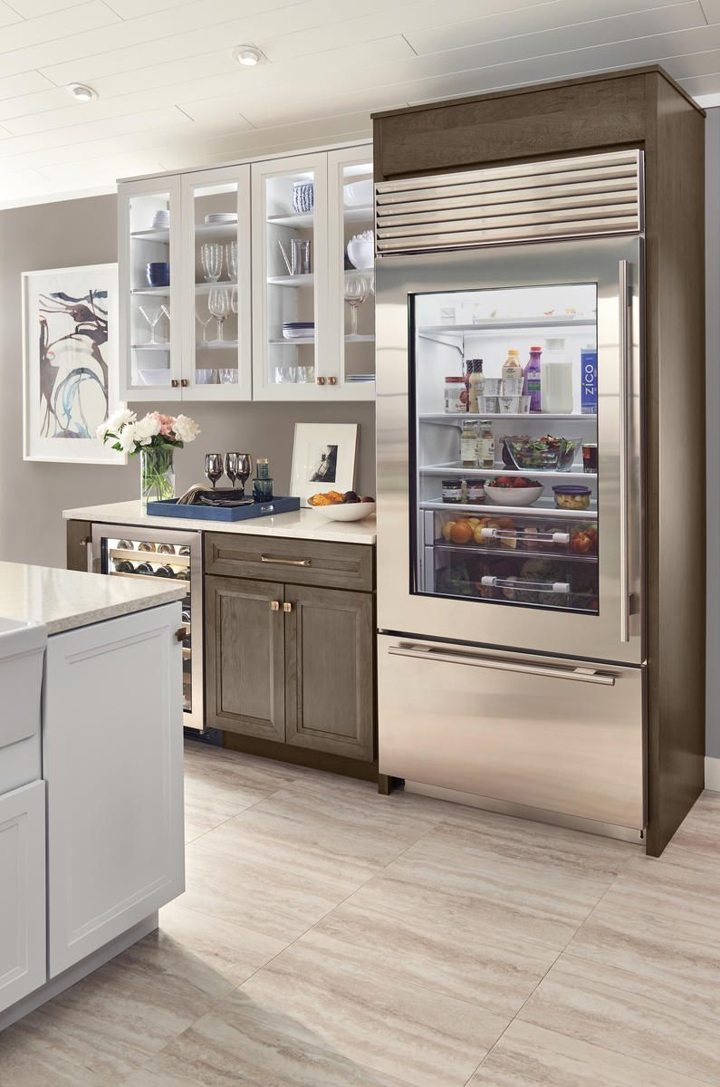 with subzeroandwolf always know what s in the fridge kitchendesign minimalism on kitchen remodel sub zero id=26485