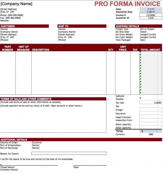 12 Free Auto Update Invoice Templates Excel Word Pdf Formats Invoice Template Word Invoice Template Invoice Sample